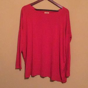 Piko 1988 red LS tee
